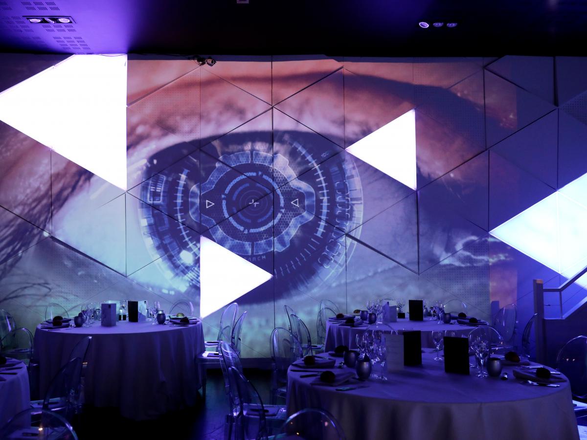 services événementiels - location matériel de réception