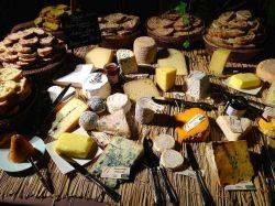 Buffet à thème fromage Jean-Yves Bordier