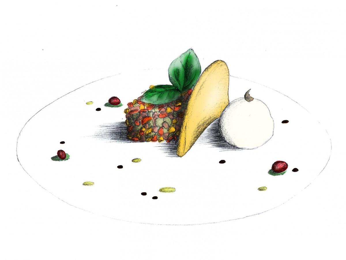Tartare-de-tomate-chantilly-burrata