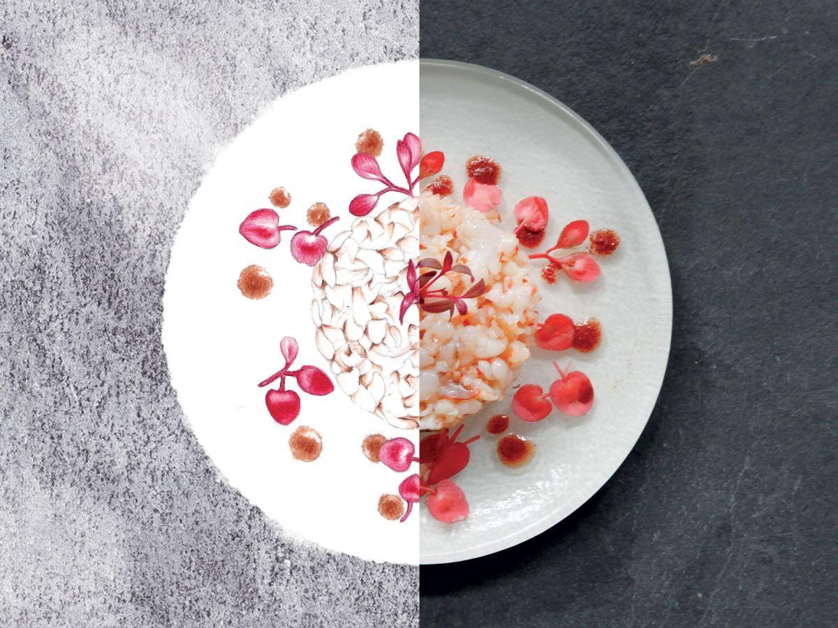 services événementiels - création culinaire