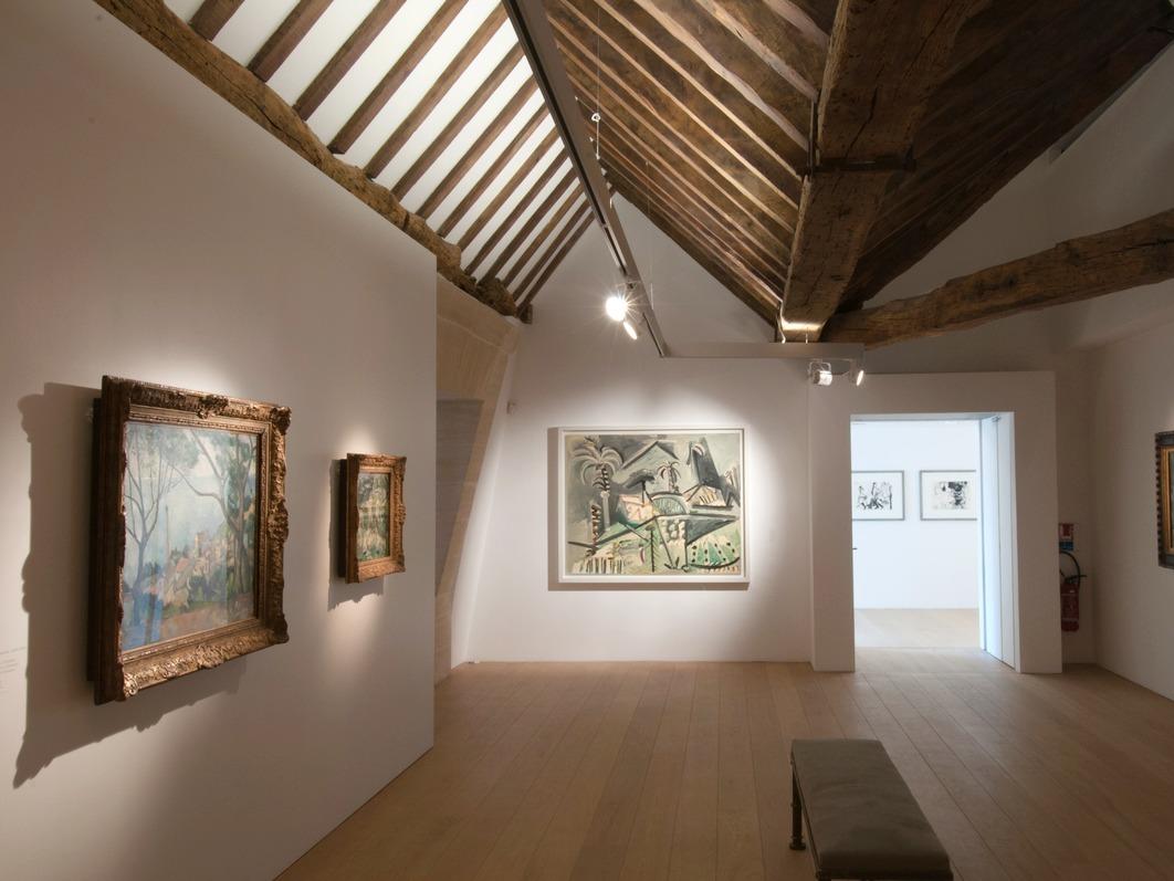 Musée Pablo Picasso galerie