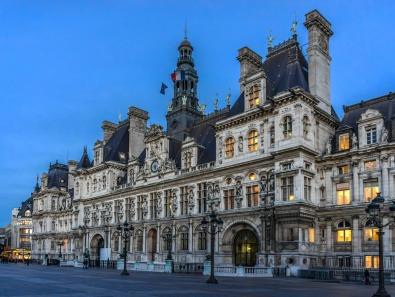 hotel de ville paris chatelet