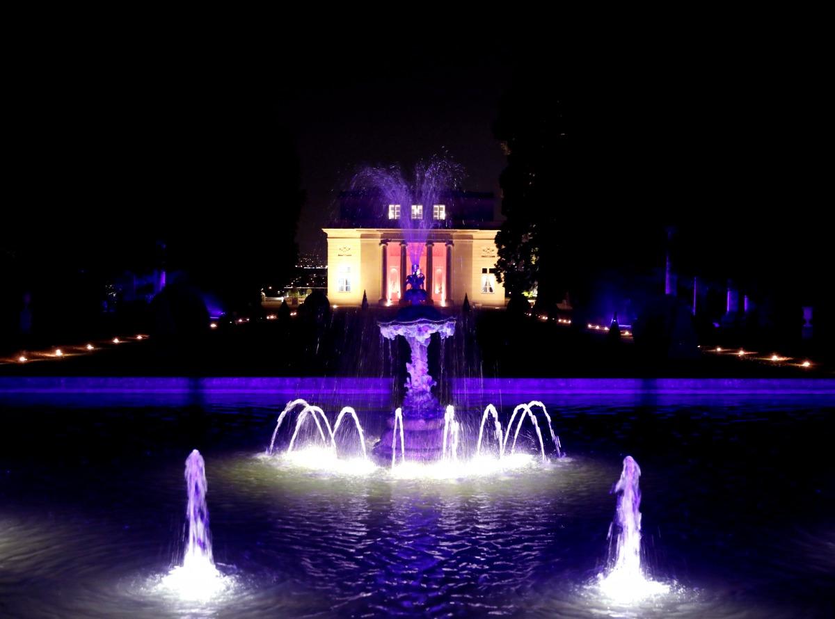 pavillon musique comtesse du barry de nuit