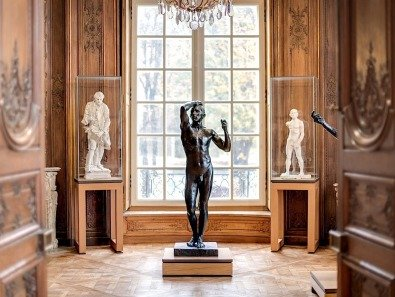 Salle Expo Musée Rodin