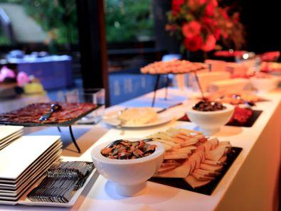buffet tapas espagnol