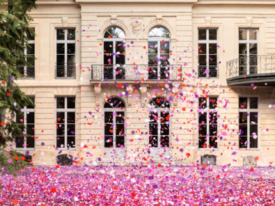 Paris se met au parfum