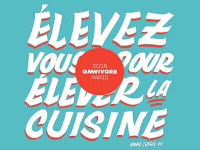 Omnivore paris 2018