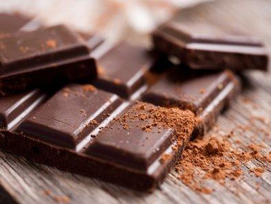 La traditionnelle mousse au chocolat